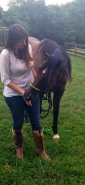 Leah horse 3