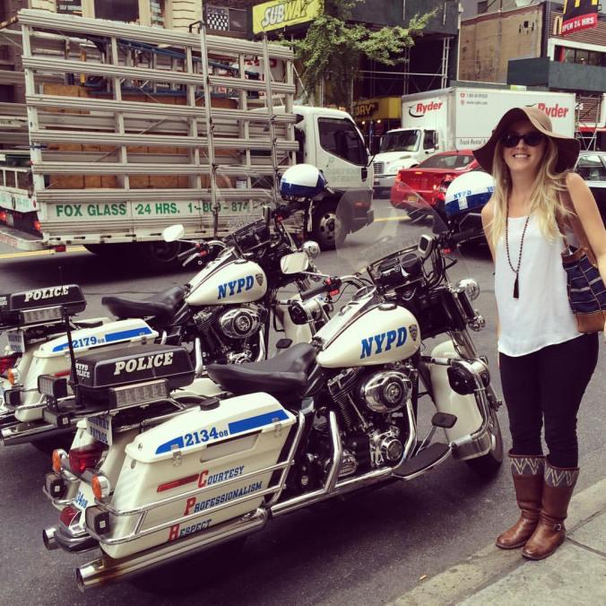 Kendra NYPD